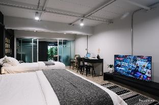 [市内中心地]一軒家(55m2)| 1ベッドルーム/2バスルーム Bedsment