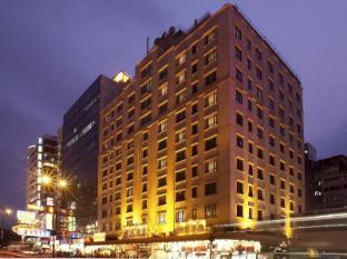 Shamrock Hotel Hongkong - Hotellet udefra