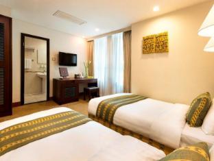 Shamrock Hotel Hongkong - Gæsteværelse