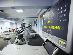Milan Hotel Moscow - Fitness Room