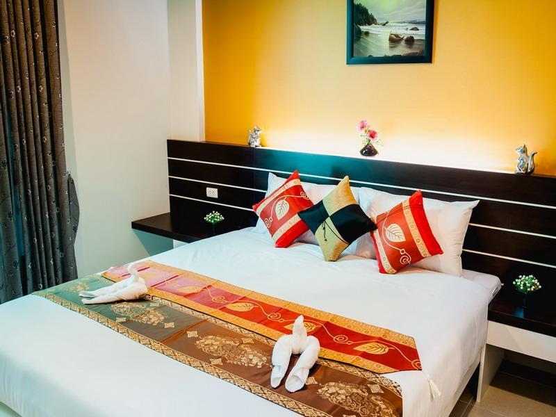 Hotel Murah di Chalong Phuket - Chalong Boutique Inn