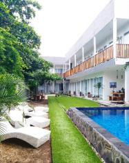 Dejavu Hotel Turtle Beach Gili Trawangan - Lombok