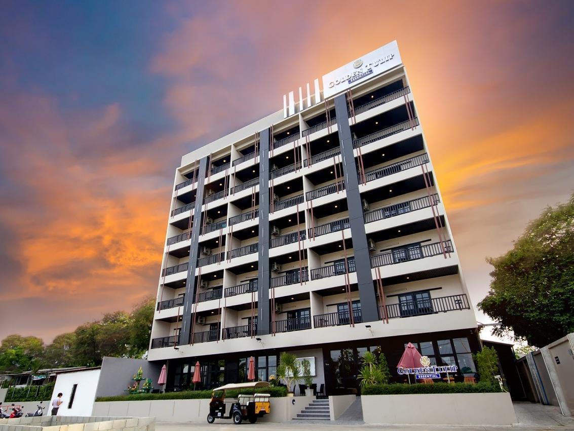 Golden Tulip Essential Pattaya Hotel โรงแรมโกลเดน ทิวลิป เอสเซนเชียล พัทยา