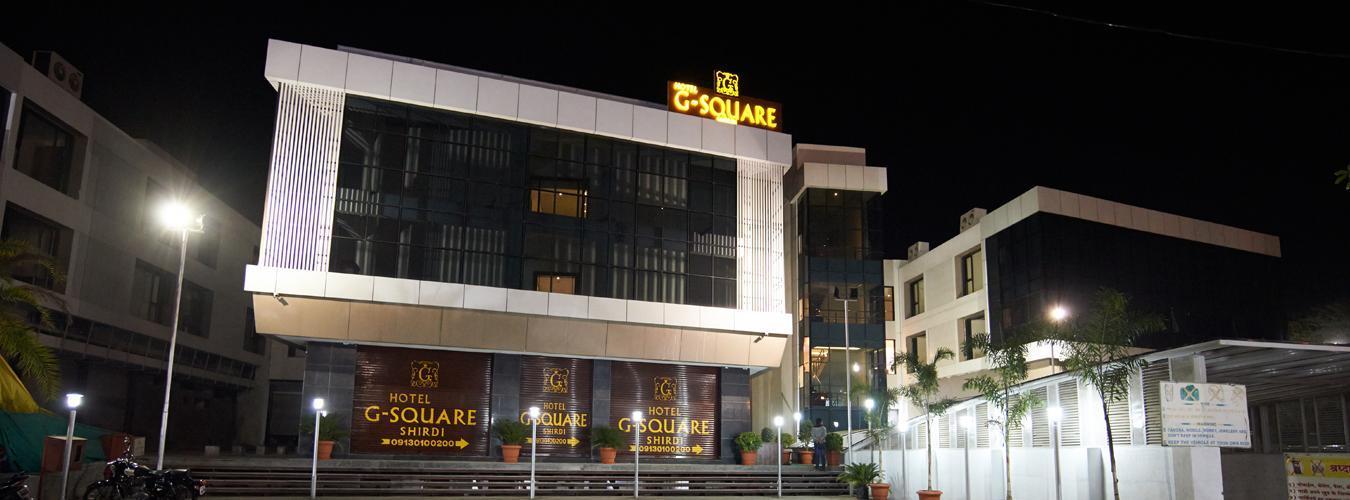 Hotel G Square Shirdi