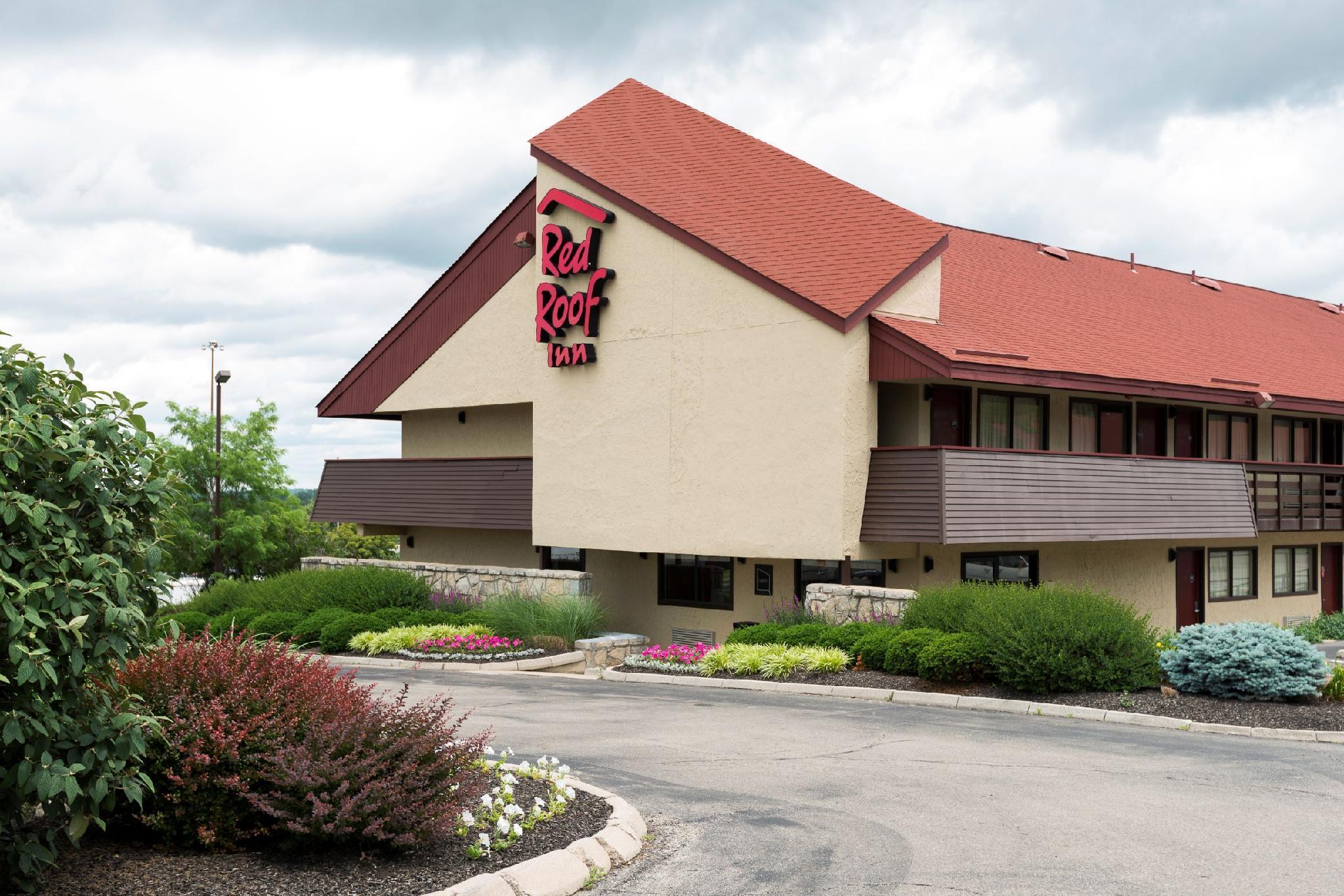 Red Roof Inn Dayton South   Miamisburg