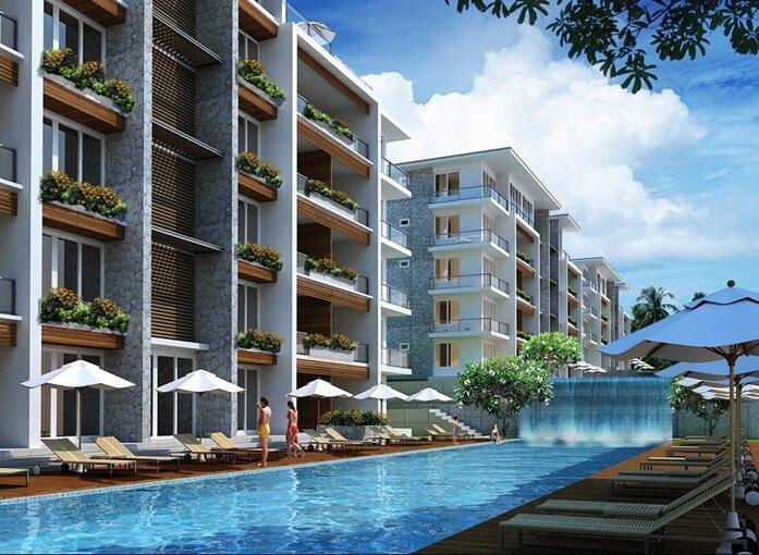 2 Bedroom Pool Access Patong Kamala