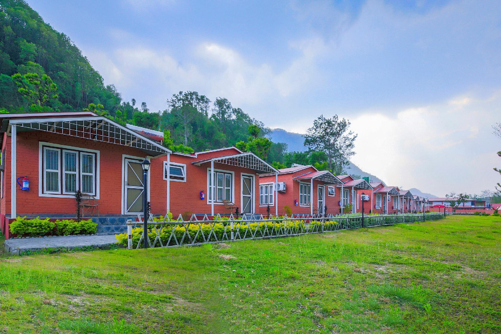 OYO 395 Marsyangdi River View Resort