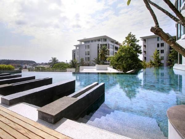 The ARK Karon Beach Apartment Phuket