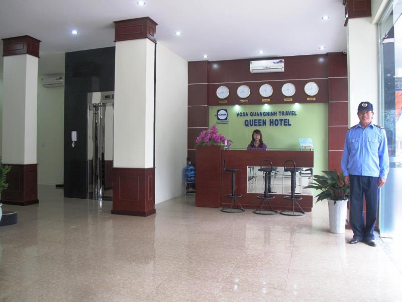 Queen Hotel   70 Le Thanh Tong