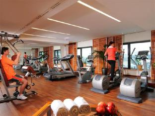 Novotel Berlin Am Tiergarten Hotel Berlin - Dvorana za fitness