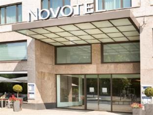 Novotel Berlin Am Tiergarten Hotel Berlin - Viesnīcas ārpuse