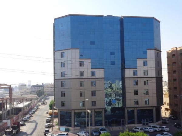 Merghab Tower Hotel Apartment Al Jubail