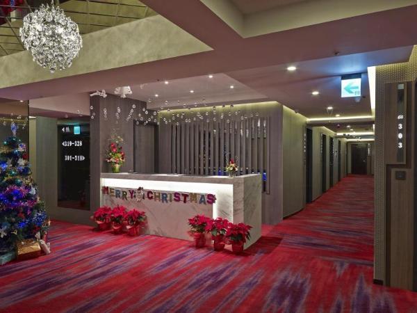 Beauty Hotels Taipei- Hotel Bstay Taipei