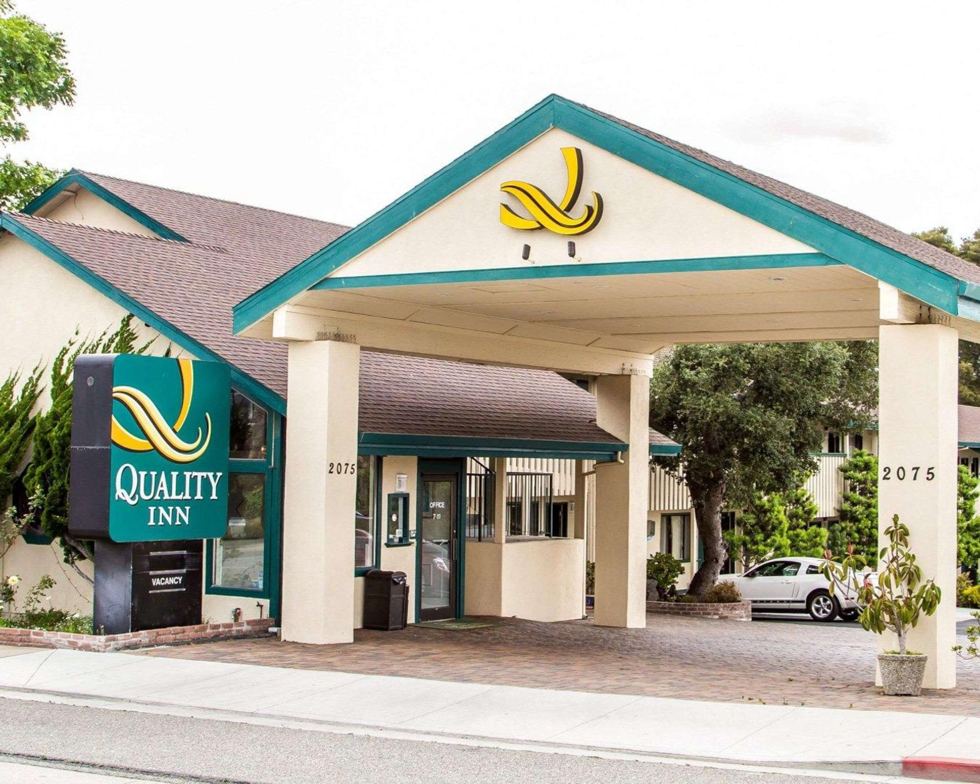Quality Inn Monterey Hotel Monterey