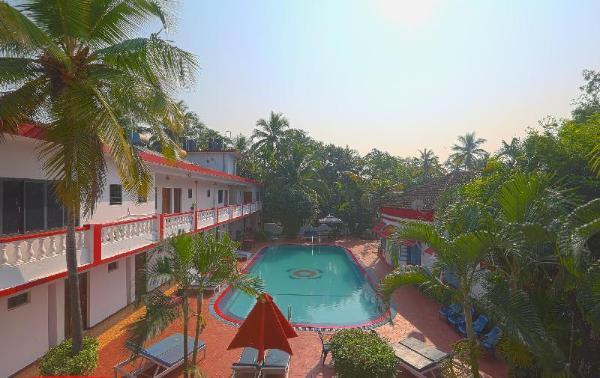 Anjuna Beach Resort Goa