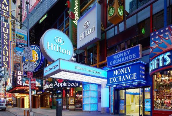 Hilton Times Square Hotel New York