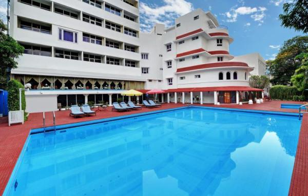 Ambassador Pallava Chennai Hotel Chennai