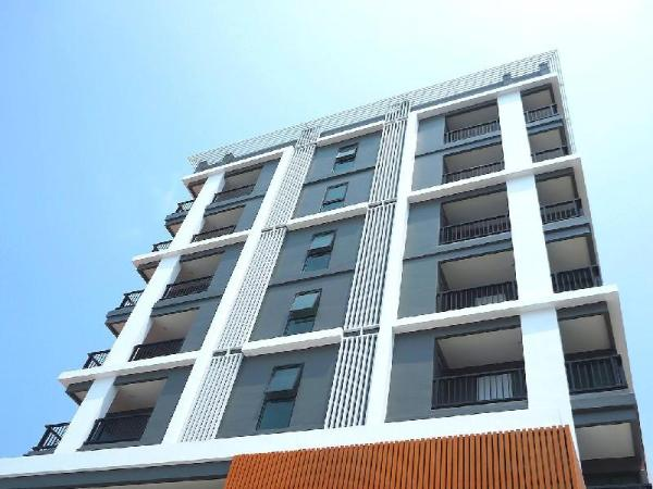 In Clover Apartment Bangsaen Chonburi