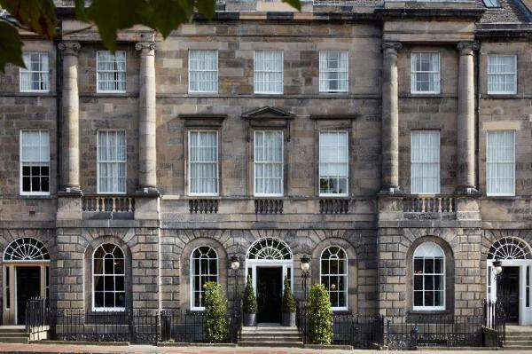 The Roxburghe Hotel Edinburgh