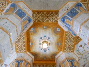 Art Deco Imperial Hotel Prag - Hotel Innenbereich