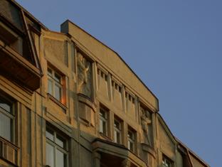 Art Deco Imperial Hotel Prag - Hotel Aussenansicht
