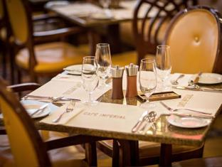 Art Deco Imperial Hotel Prag - Restaurant