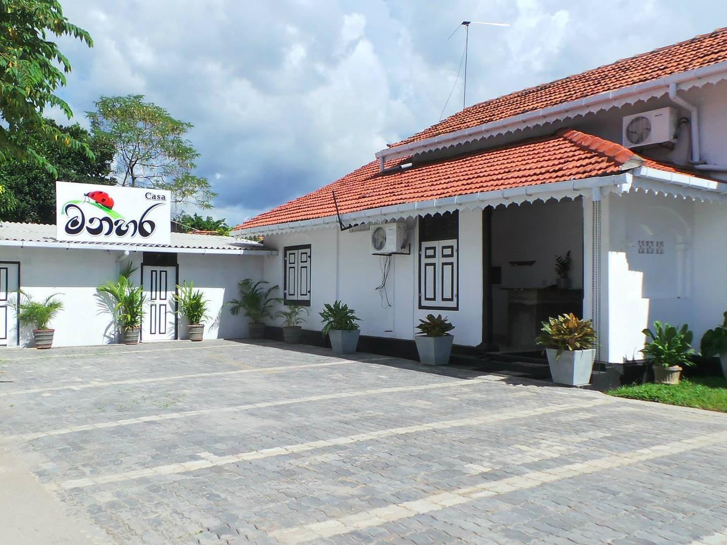Manahara Casa Hotel And Restaurant
