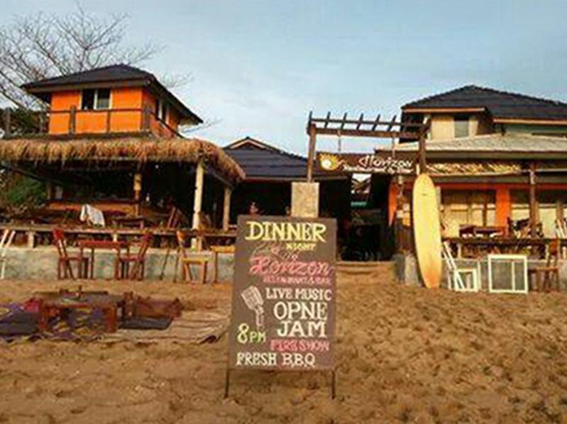 Horizon Bungalows Restaurant And Bar