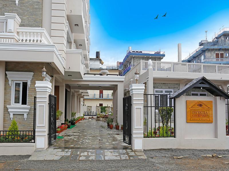 Da Yatra Courtyard Hotel And Resort