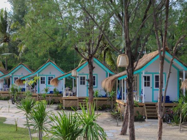Le Pirate Beach Club Gili Trawangan Lombok