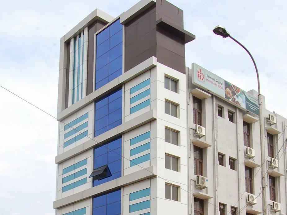 Hotel Anbu Park