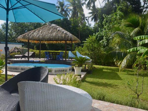 Guest House La Maison du Voyage Raiatea