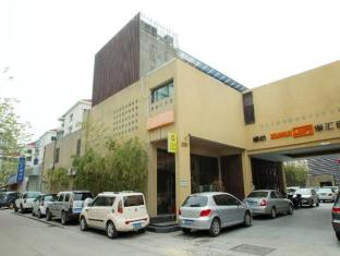 7 Days Inn Shanghai Everbright Convetion and Exhibition Center Branch