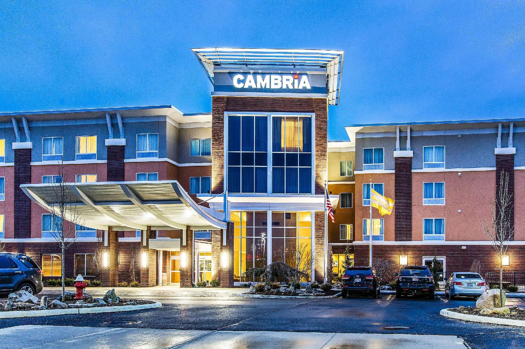 Cambria Hotel Cleveland Avon