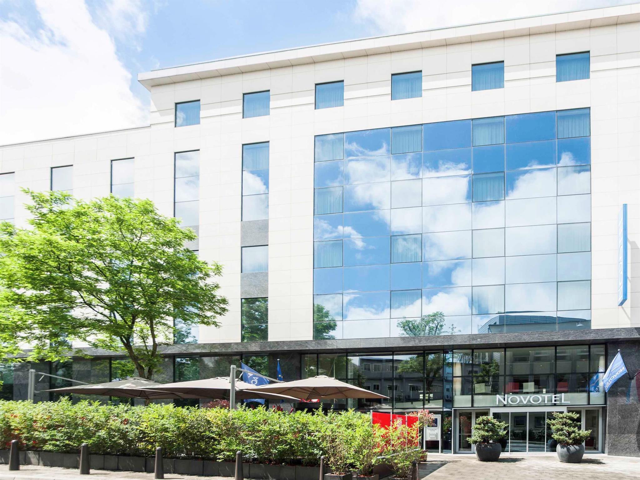 Novotel Luxembourg Centre Hotel