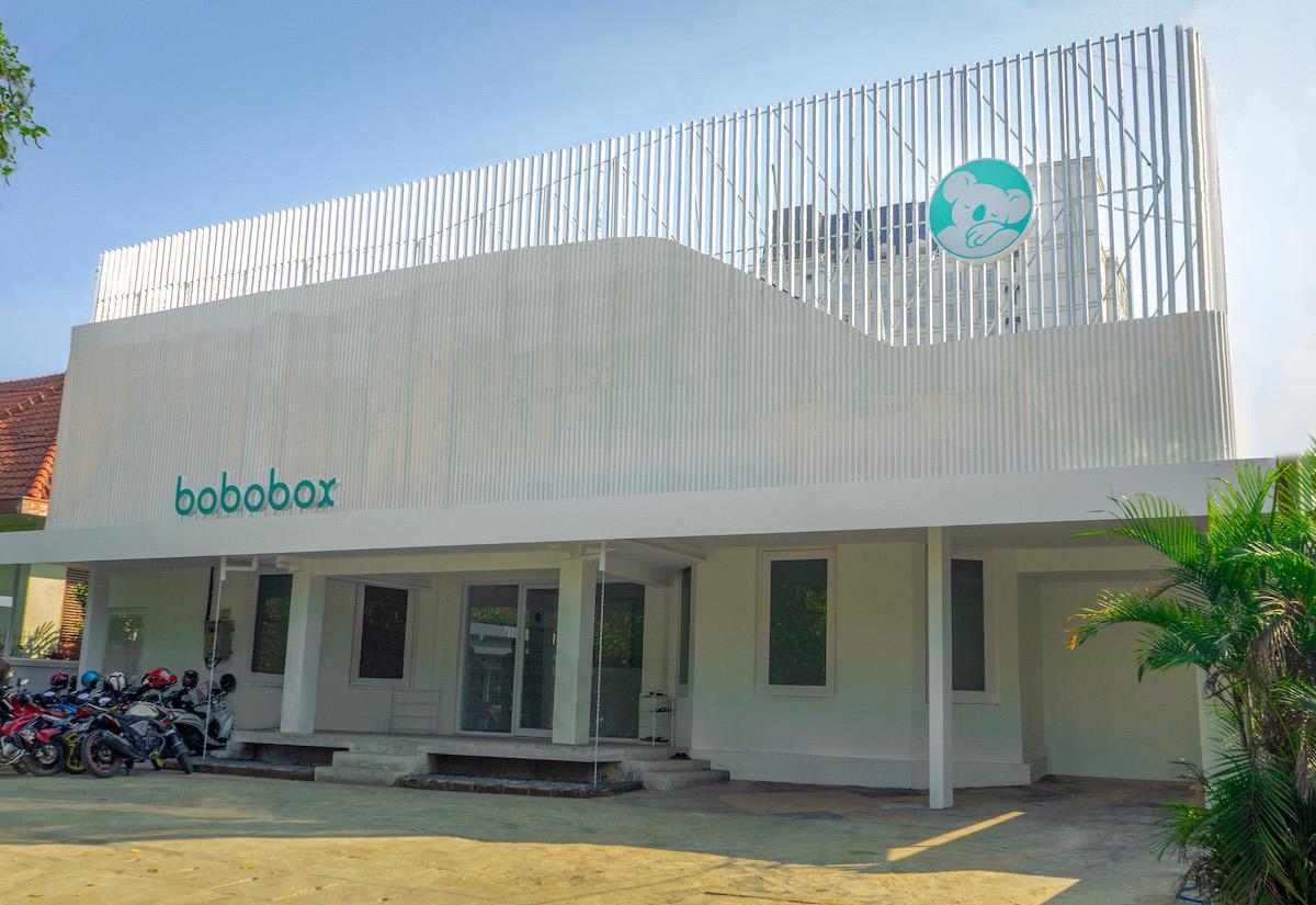 Bobobox Pods Dago