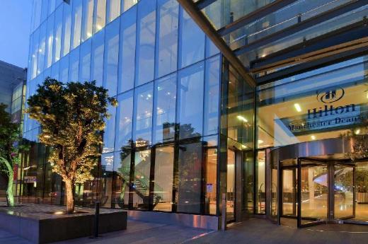 Hilton Manchester Deansgate Hotel