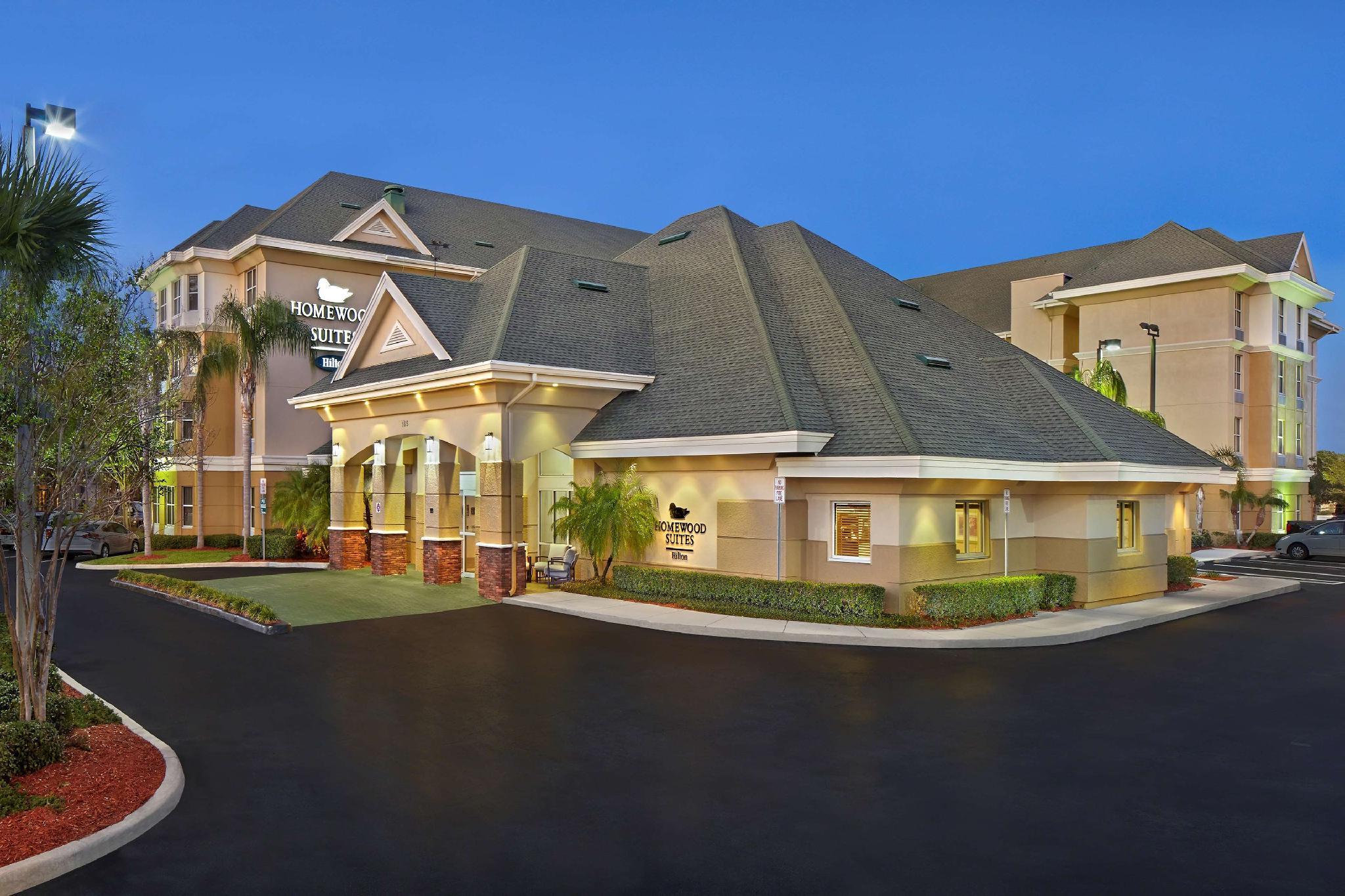 Homewood Suites By Hilton Daytona Beach Speedway Airport Hotel
