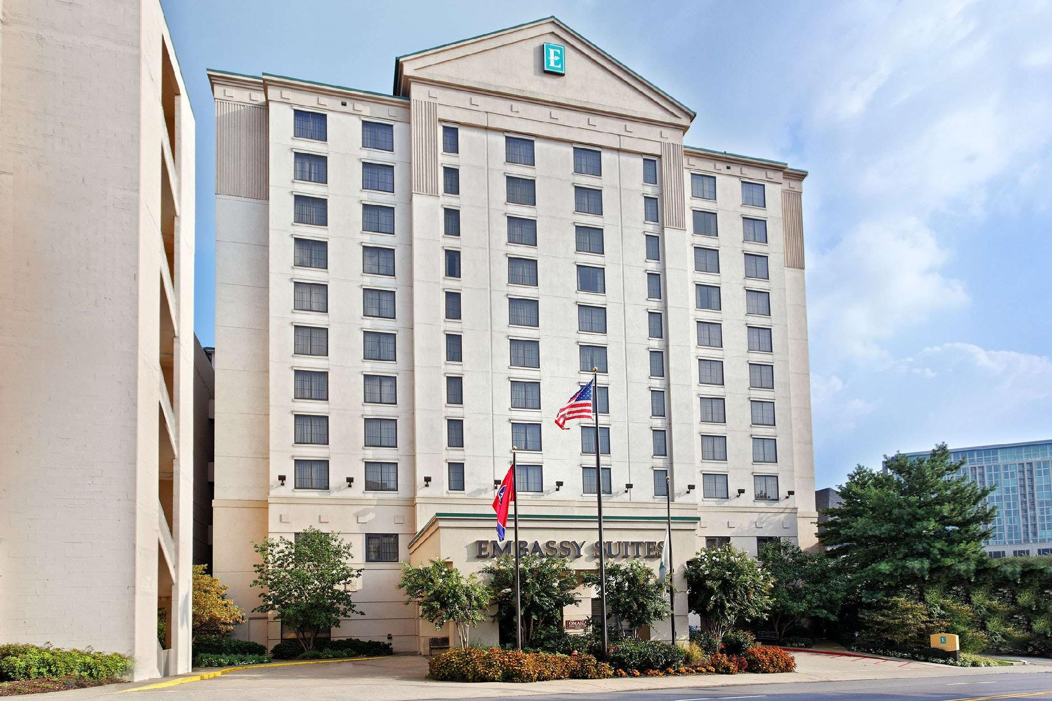 Embassy Suites Hotel Nashville At Vanderbilt