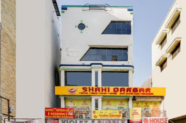 SPOT ON 40870 Hotel Sai Seven Hills Residency Hyderabad