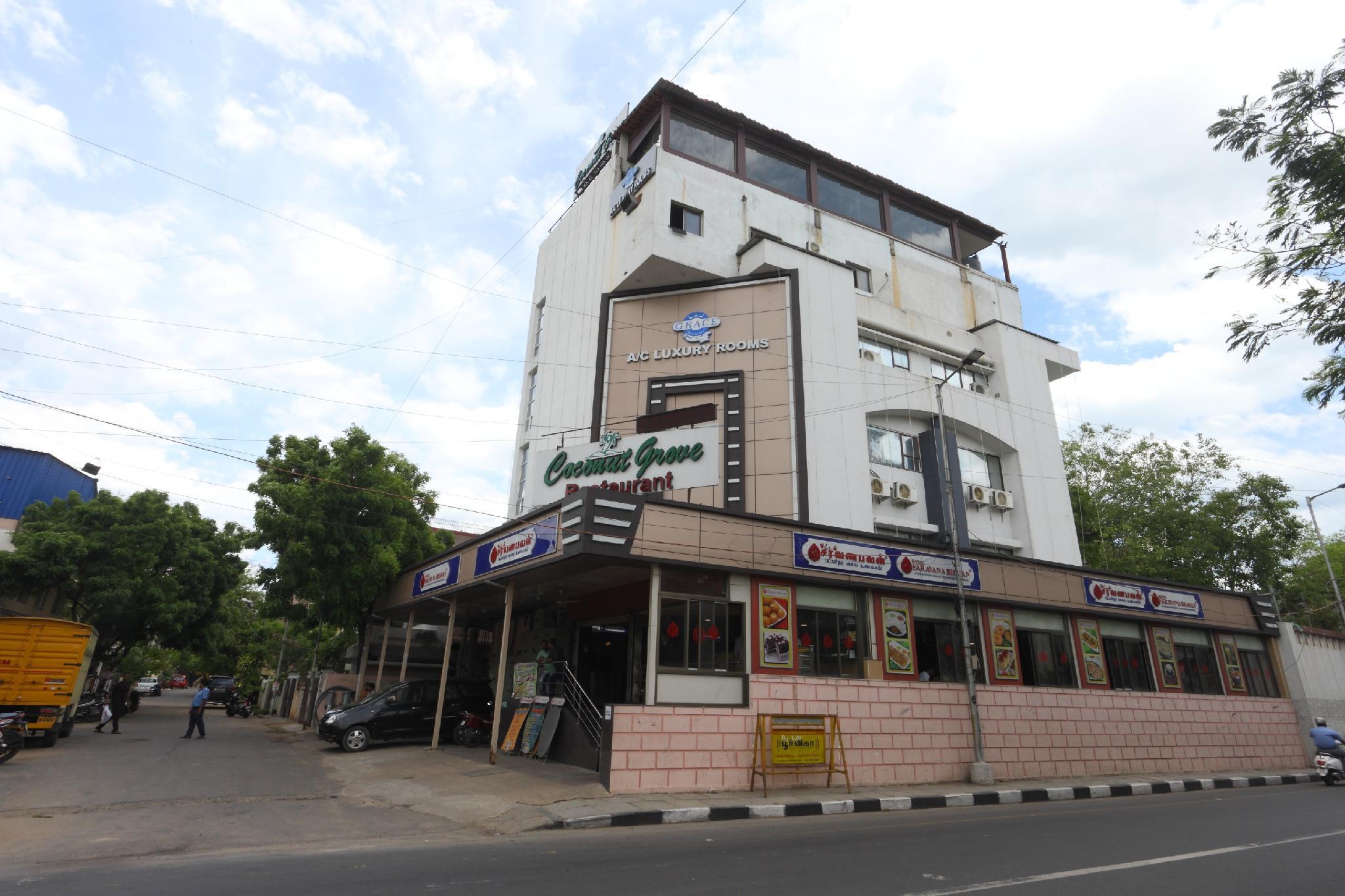 Collection O 42212 Hotel Grace Nochi Nagar