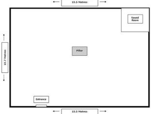 Metro Hotel Marlow Sydney Central Sydney - Floor Plan- Meeting Room