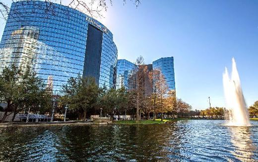 Hilton Dallas Lincoln Centre Hotel