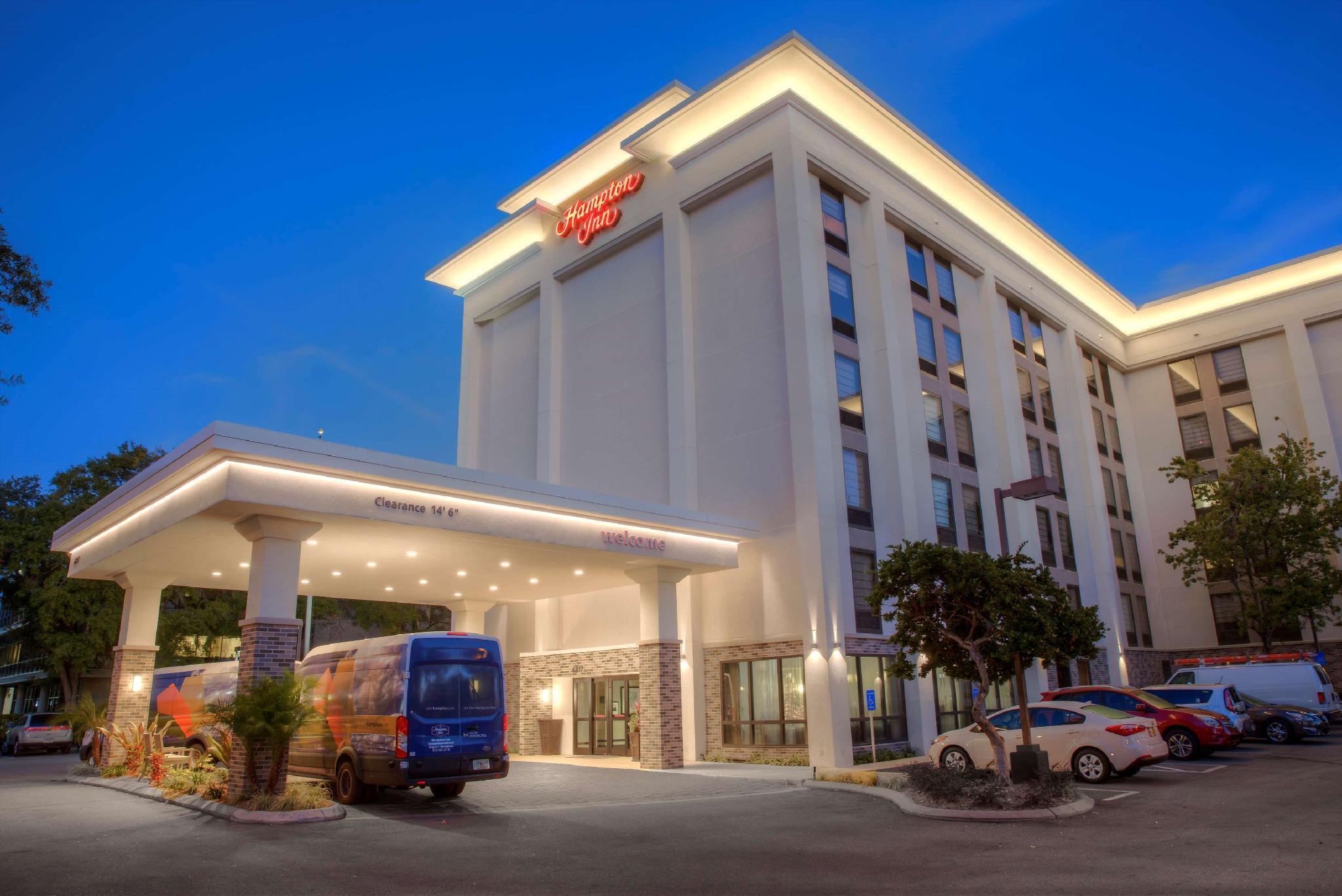 Hampton Inn Tampa Veterans Expressway Hotel