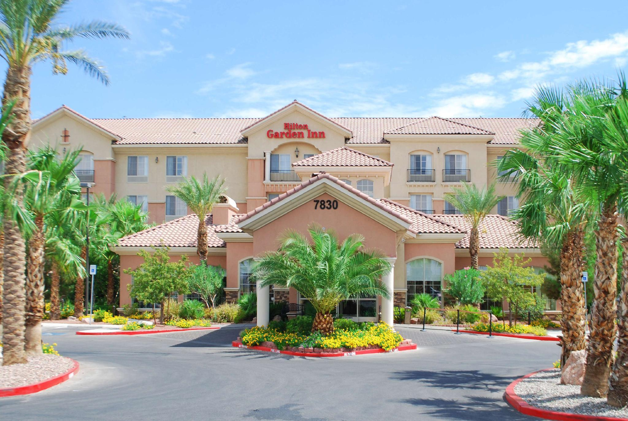 Hilton Garden Inn Las Vegas Strip South Hotel