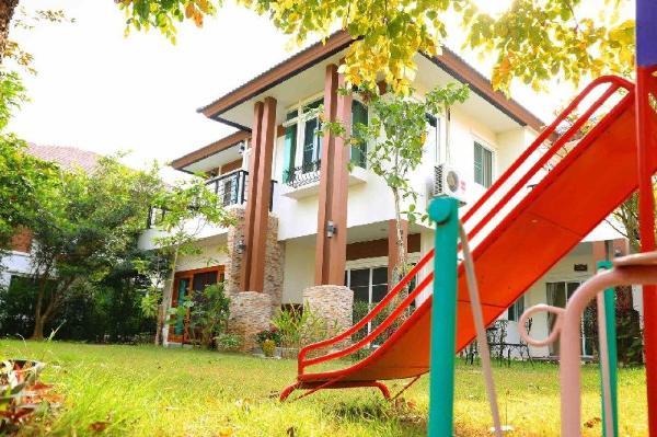 CC Villa Nonfon House C Chiang Mai
