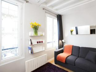 Luxury Two Bedroom in Le Marais / Pompidou