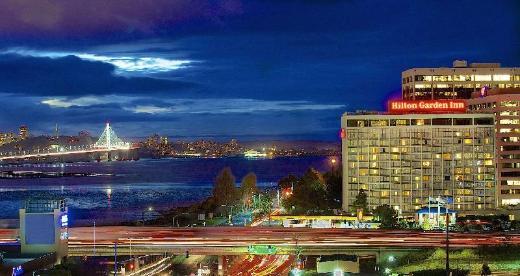 Hilton Garden Inn San Francisco - Oakland Bay Bridge Hotel