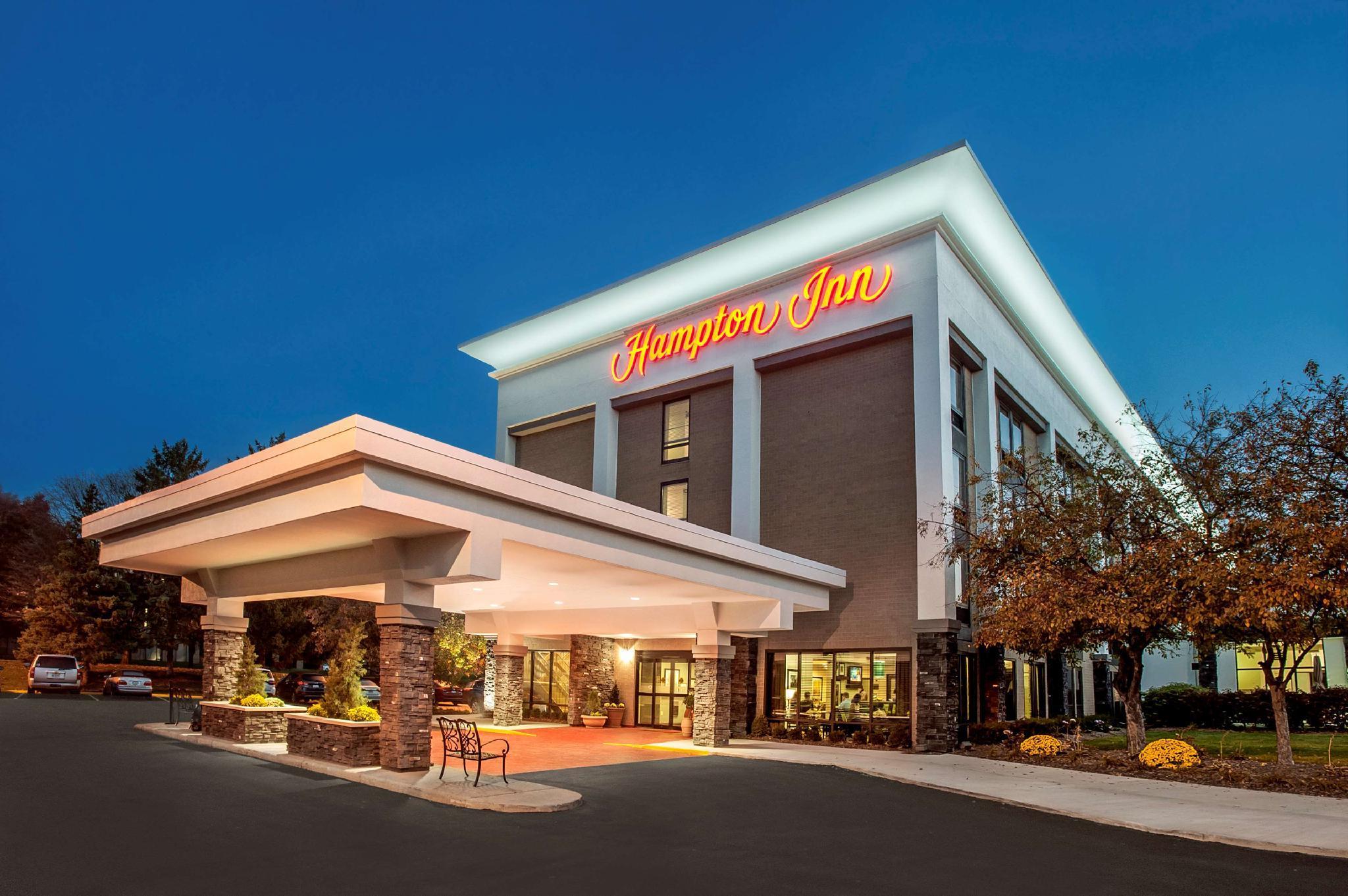 Hampton Inn Ann Arbor South Hotel