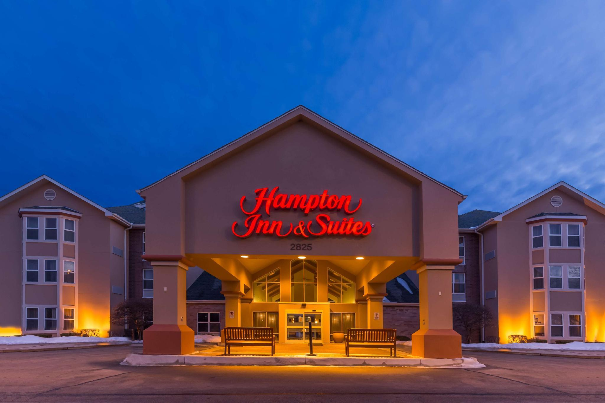 Hampton Inn And Suites Chicago Hoffman Estates